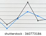 simple planar graph in two...   Shutterstock . vector #360773186