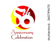 50th anniversary celebration  ... | Shutterstock .eps vector #360799670