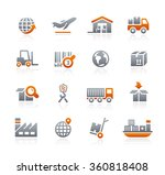 industry and logistics   ...   Shutterstock .eps vector #360818408