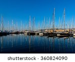 Marina Boat Masts And...
