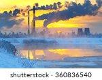 environmental pollution...   Shutterstock . vector #360836540