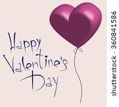 valentines day | Shutterstock .eps vector #360841586