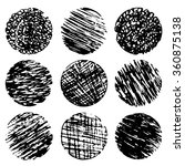 drawing created in ink sketch... | Shutterstock . vector #360875138