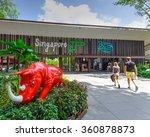 singapore jan 10  2016 ... | Shutterstock . vector #360878873