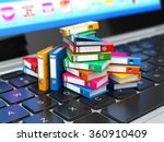 database or archive concept....   Shutterstock . vector #360910409