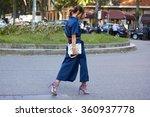 milan  italy   september 25 ... | Shutterstock . vector #360937778