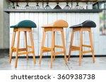 bar counter | Shutterstock . vector #360938738