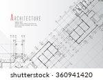 architecture background. | Shutterstock .eps vector #360941420