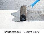 roller brush   for... | Shutterstock . vector #360956579