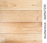 big brown wood plank wall... | Shutterstock . vector #360967250