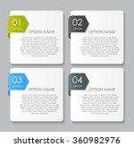 infographic design elements for ...   Shutterstock .eps vector #360982976