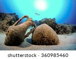 Amphora From Ship Wreck