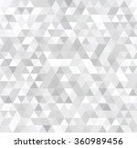 modern white abstract... | Shutterstock . vector #360989456