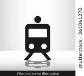 train | Shutterstock .eps vector #361061270