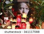 january 11  2016   berlin ... | Shutterstock . vector #361117088