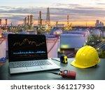 business concept  industry.... | Shutterstock . vector #361217930