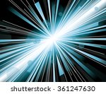 vector illustration of abstract ... | Shutterstock .eps vector #361247630