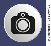 camera    icon   isolated. flat ...