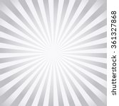 stylish grey abstract starburst ... | Shutterstock .eps vector #361327868