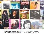 bucharest  romania   desember...   Shutterstock . vector #361349993
