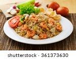 Asian Fried Rice Nasi Goreng...