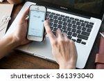 chiang mai  thailand   jan 10... | Shutterstock . vector #361393040