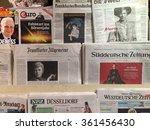 dusseldorf germany  january 12... | Shutterstock . vector #361456430