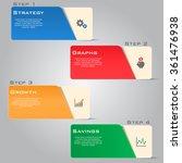 multi purpose infographics... | Shutterstock .eps vector #361476938