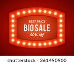 vector realistic 3d light...   Shutterstock .eps vector #361490900