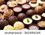 A Lot Of Variety Chocolate...