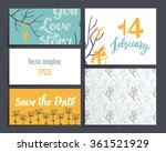 cards valentines day.it... | Shutterstock .eps vector #361521929