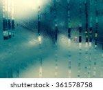beautiful winter background... | Shutterstock . vector #361578758