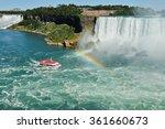 The View To The Niagara Fall...