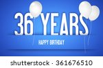 happy birthday wishes to the... | Shutterstock . vector #361676510