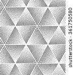 vector abstract geometric... | Shutterstock .eps vector #361750580