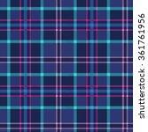 Plaid Tartan Checkered Seamless ...