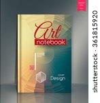 cover design. the modern... | Shutterstock .eps vector #361815920