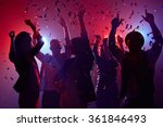 celebrating new year | Shutterstock . vector #361846493