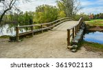 Historic Old North Bridge, Where The First Shots of the American Revolution Were Fired - Concord, MA