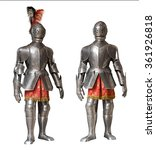 Two Suits Of Knight Armour...