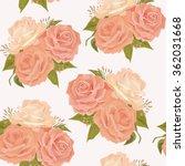 beautiful seamless floral...   Shutterstock .eps vector #362031668