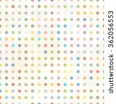 seamless pattern made of... | Shutterstock .eps vector #362056553