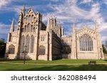 Fountain's Abbey  England