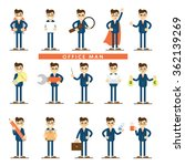 people  icon set | Shutterstock . vector #362139269