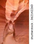 Lower Antelope Canyon In Navajo ...