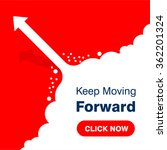 click here for keep moving... | Shutterstock .eps vector #362201324