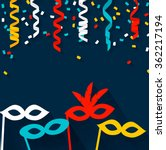 celebration festive background...   Shutterstock .eps vector #362217194