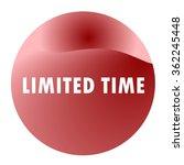 limited time   modern fruit...   Shutterstock .eps vector #362245448