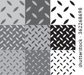 industrial floor pattern  metal ... | Shutterstock .eps vector #362268698