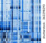 vector trendy style patterns.... | Shutterstock .eps vector #362298293